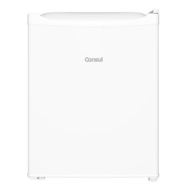 Geladeira/refrigerador 80 Litros 1 Portas Branco - Consul - 110v - Crc08cbana