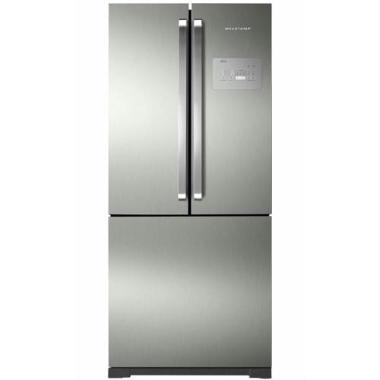Geladeira/refrigerador 540 Litros 3 Portas Inox Ative! - Brastemp - 220v - Bro80akbna