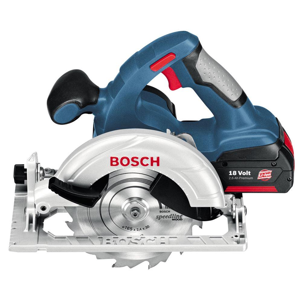 Serra Elétrica Circular Bosch Gks18vli - 220v