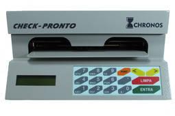 Impressora Matricial Cheque Chronos Multi-31100 Bege Fita Monocromática Serial Bivolt