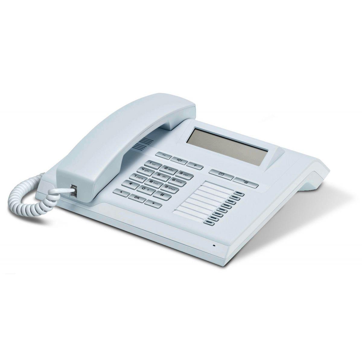 Telefone Com Fio Siemens Gigaset 15t Com Id Branco
