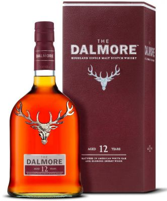 Whisky Dalmore 0,700l - 12 Anos