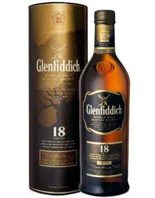 Whisky Glenfiddich 1l - 18 Anos