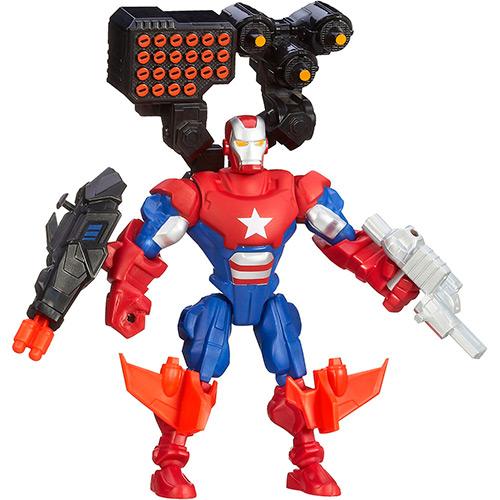 Boneco Avengers Super Hero Mashers Com Acessórios Hasbro