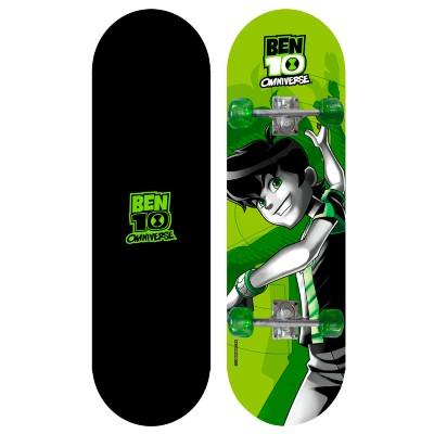 Skate Street - Ben 10 8970 Astro Toys Verde/preto