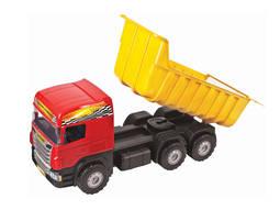 Caminhão Super Caçamba Vermelho 5050 Magic Toys