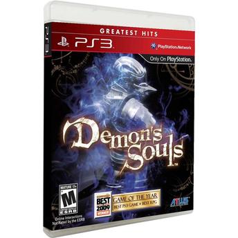 Jogo Demons Souls Standard Edition - Playstation 3 - Atlus