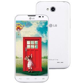 Celular Smartphone Lg L70 Dual D325 4gb Branco - Dual Chip