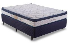 Colchão Herval Blue Dreams 138x188x24cm Molas Pocket Casal