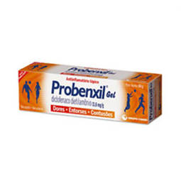 Probenxil 10mg Gel Top 60g - Diclofenaco - Cimed