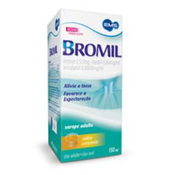 Bromil Expect Fr 150ml Adu - Mentol + Terpina + Eucaliptol - Ems - Div Consumo