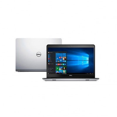 Notebook Dell I14-5448-c25 Notebook I7-5500u 2.40ghz 8gb 1tb Amd Radeon Hd R7 M265 Windows 8 14