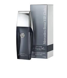 Perfume Vip Club Leather Black Mercedes-benz Eau de Toilette Infantil 50 Ml