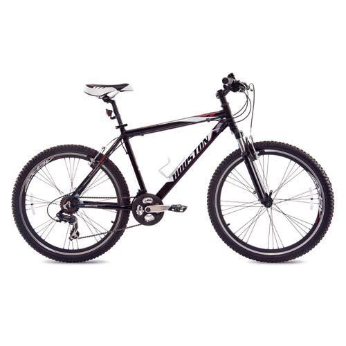 Bicicleta Houston Mercury Ht Aro 26 Susp. Dianteira 21 Marchas - Preto