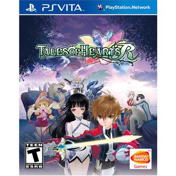 Jogo Tales Of Hearts R - Ps Vita - Namco Bandai Games