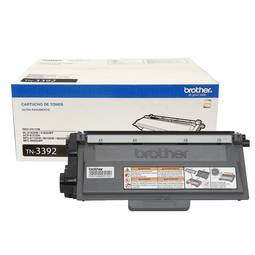 Toner Brother Preto Tn-3392