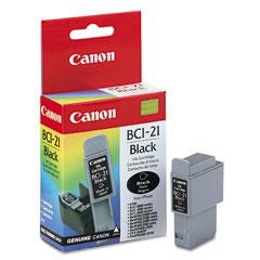Cartucho Canon Preto Bci-21