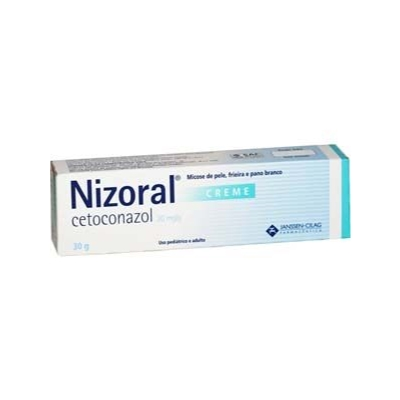 Nizoral 20mg Top Bg 30g - Cetoconazol - Janssen-cilag