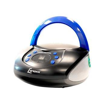 Rádio Portátil Com Cd Lenoxx Sound 3,5 W Rms - Bd111