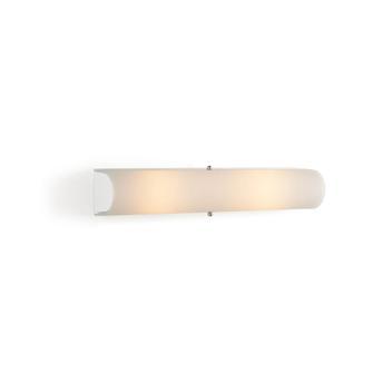 Arandela Abalux Lumidec Transparente 7,5cm X 44cm X 8cm - Ar08-s2e27