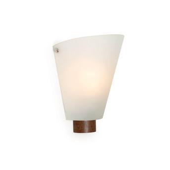 Arandela Abalux Lumidec Transparente 26,5cm X 12,1cm X 20cm - Ar28-s1e27