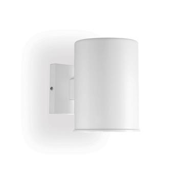 Arandela Abalux Lumidec Branco 21cm X 22cm X 15,6cm - Ar09-s1e27