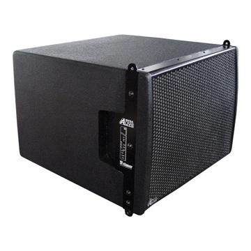 Caixa Acústica Staner Ativa 600 W Rms Alive 915a