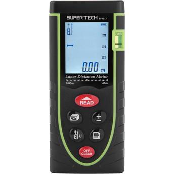 Medidor à Laser 40 Metros Pilha Aa Sp40xt Super Tech