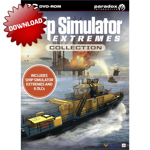 Jogo Ship Simulator: Extremes Collection Paradox Interactive - Pc