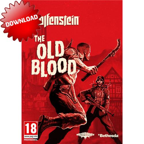Jogo Wolfenstein: The Old Blood para Download Bethesda - Pc