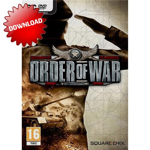 Jogo Order Of War para Download Square Enix - Pc