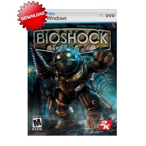 Jogo Bioshock 2k Games - Pc
