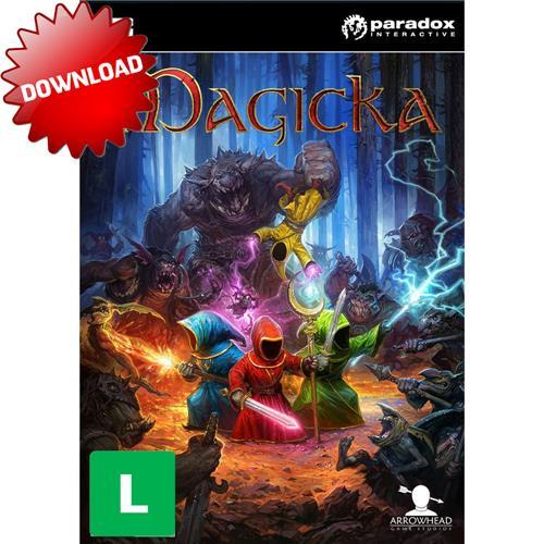 Jogo Magicka Paradox Interactive - Pc