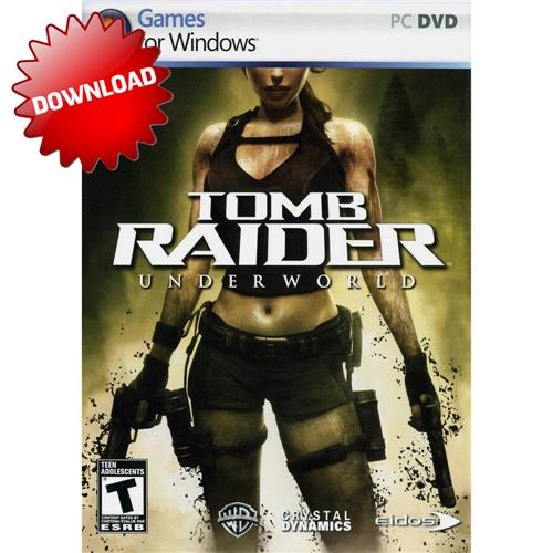 Jogo Tomb Raider: Underworl Warner Bros Interactive Entertainment - Pc