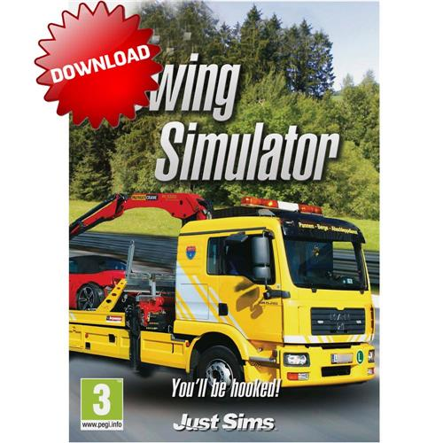 Jogo Towing Simulator Play With Games - Pc