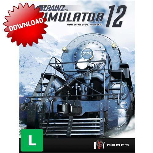 Jogo Trainz Simulator 12 N3v Games - Pc