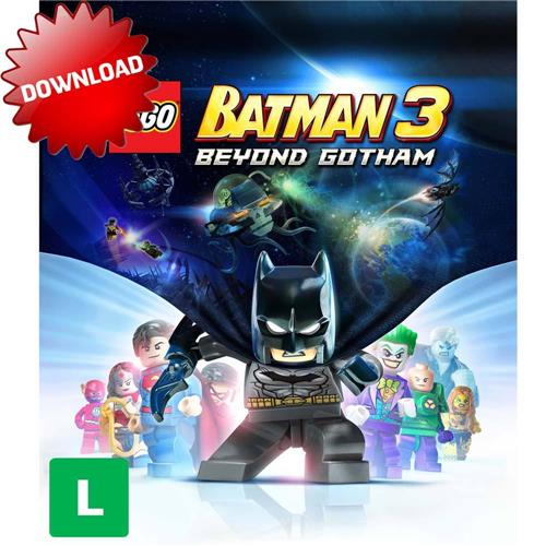 Jogo Batman 3: Beyond Gotham Season Warner Bros Interactive Entertainment - Pc