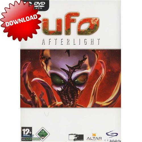 Jogo Ufo: Afterlight Topware Interactive - Pc
