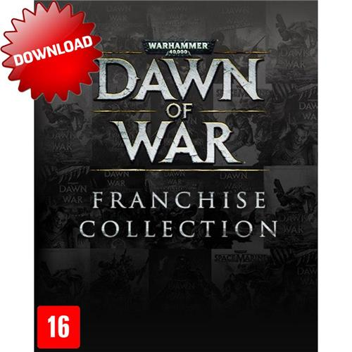 Jogo Warhammer 40000: Dawn Of War Franchise Pack Namco Bandai Games - Pc