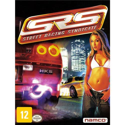Jogo Street Racing Syndicate Namco Bandai Games - Pc