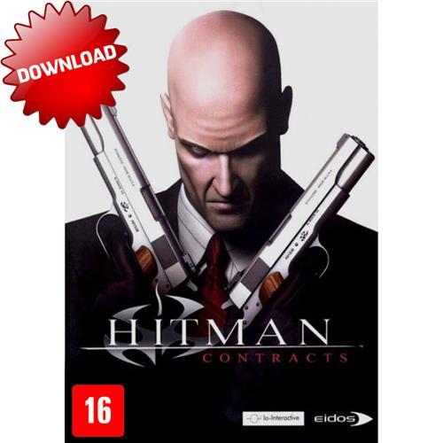 Jogo Hitman: Contracts Square Enix - Pc