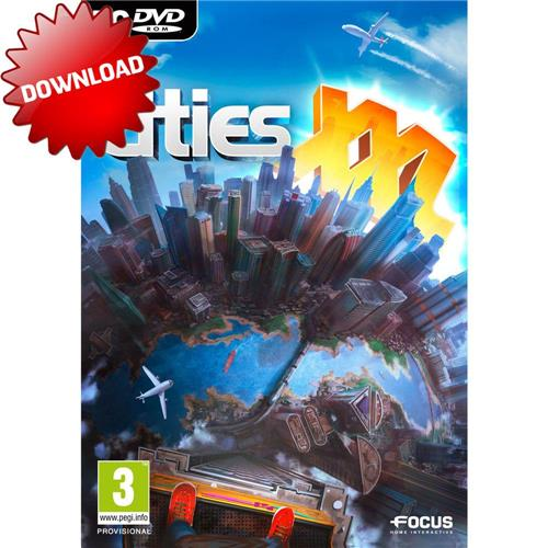 Jogo Cities Xxl para Download Focus Home Interactive - Pc