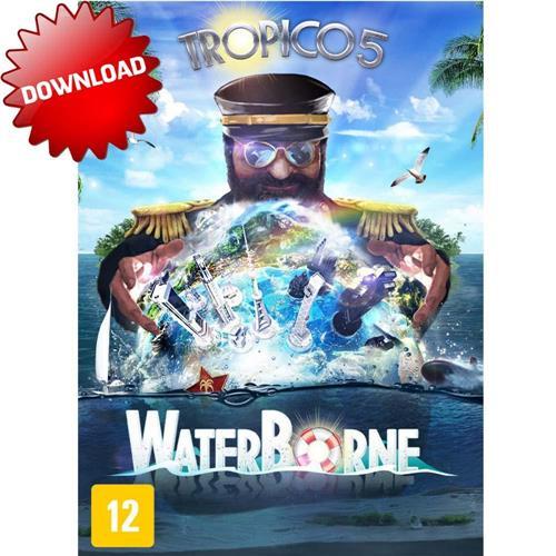 Jogo Tropico 5 Waterborne Kalypso - Pc