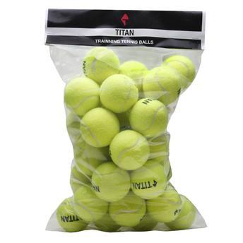 Bola de Tênis Trainning Com 36 Bolas Titan