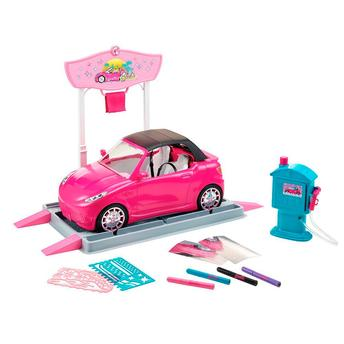 Barbie Salão do Automóvel Mattel