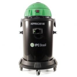 Aspirador Água e Pó Ipc Brasil 80l - 110v - Aspiracar80a