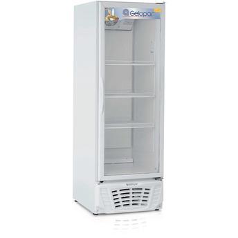 Geladeira/refrigerador 429 Litros 1 Portas Branco - Gelopar - 220v - Gptu570af