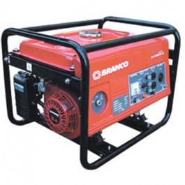 Gerador de Energia Gasolina 2000w Branco Monofásico Bivolt - B4t2500l