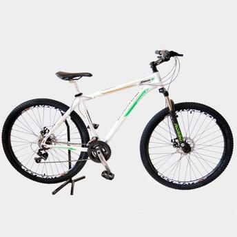 Bicicleta Monaco Zeus S Aro 29 Susp. Dianteira 21 Marchas - Branco/verde
