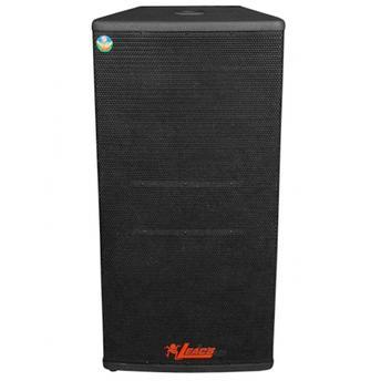 Caixa Acústica Leacs Ativa 1000 W Rms Vip 1000 Plus